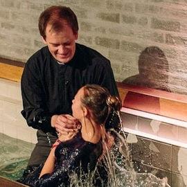 Dåp og velsignelse