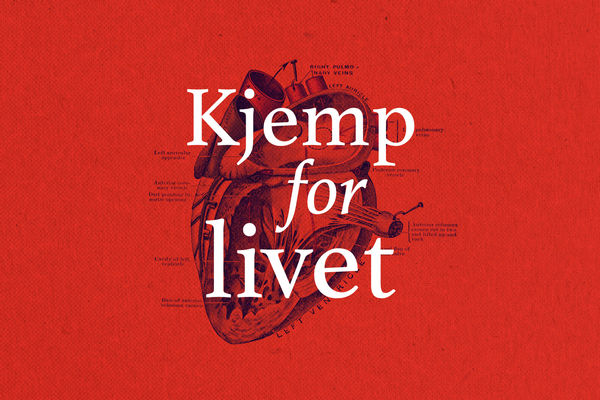 Kjemp for livet! #2 / Erik Andreassen / 25. feb. 2018